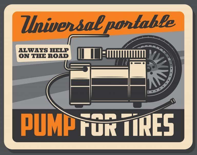 Si tienes un coche grande deberás fijarte en la potencia, de otra forma cualquier compresor servirá para hinchar las ruedas de un coche, motocicleta o bicicleta.