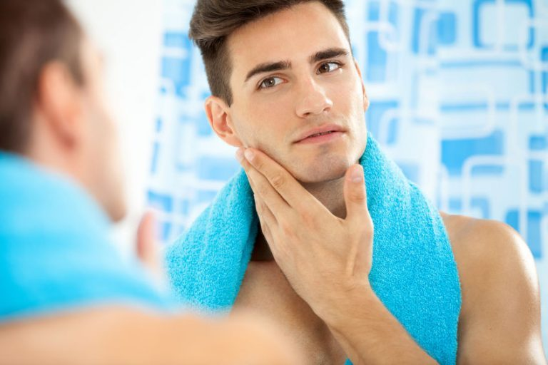 Cuidado facial básico