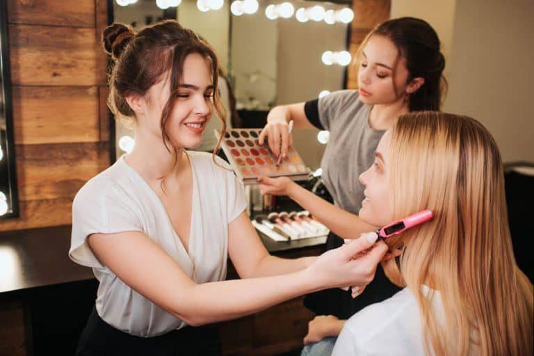 Especialista del maquillaje