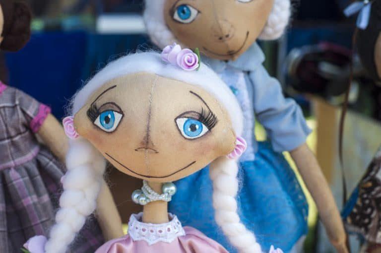 Hay modelos de princesas y hadas, mientras que otros son más dulces o divertidos.
