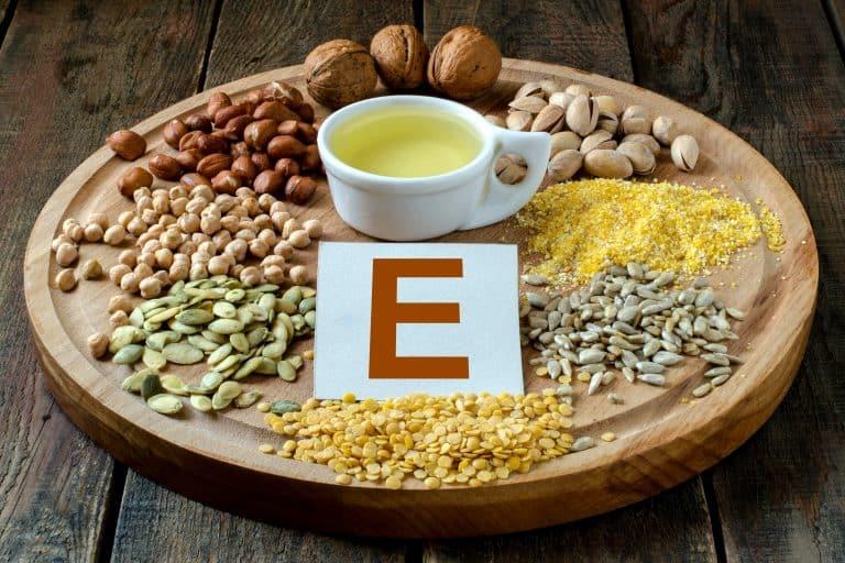 Consumir vitamina e es importante para la salud