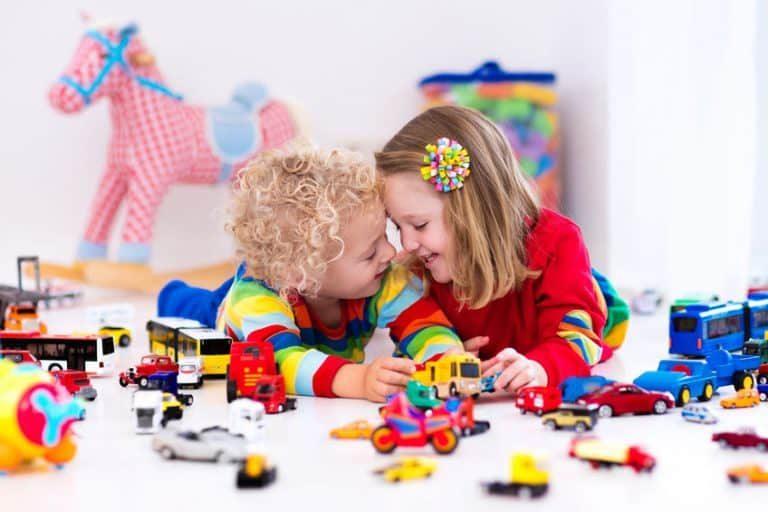 El tiempo de recreación es importante para los niños y su desarrollo