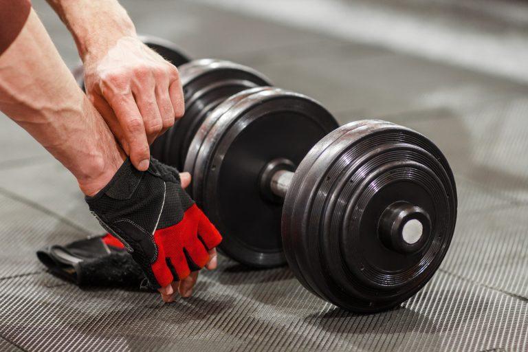Gracias a ellos se consigue un mejor agarre que asegura precisión en la repetición del ejercicio.