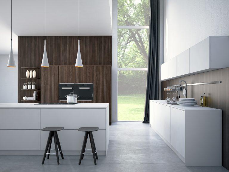 Un horno de sobremesa u horno pequeño eléctrico es práctico y funcional, especialmente para personas solteras o parejas que disponen de poco espacio en la cocina.