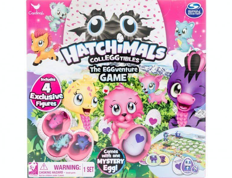 Las luces de colores que emiten los ojos de los animalitos aportan juegos educativos perfectos para los niños más jóvenes.