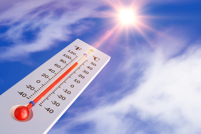Es peligroso exponerse a altas temperaturas
