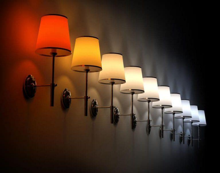 se considera luz neutra o natural la que se encuentra sobre los 4.000 grados Kelvin que produce mayor sensación de limpieza y frescura en los ambientes.