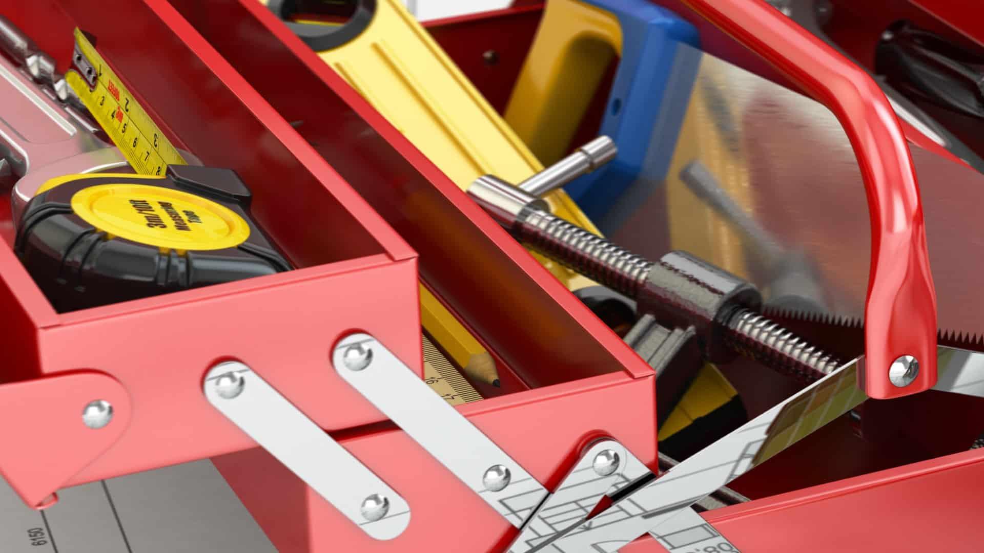 Gereedschapskoffer: Wat zijn de beste gereedschapskoffers van 2020?