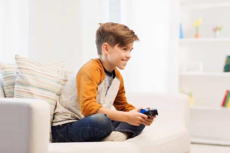 La consola más utilizada por los niños