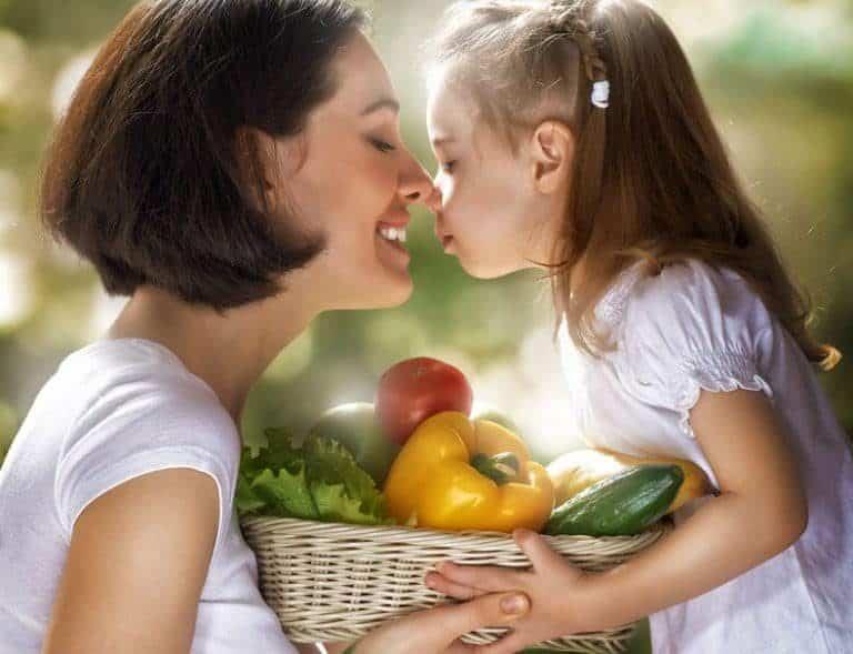 Se recomienda la ingesta diaria de frutas y verduras