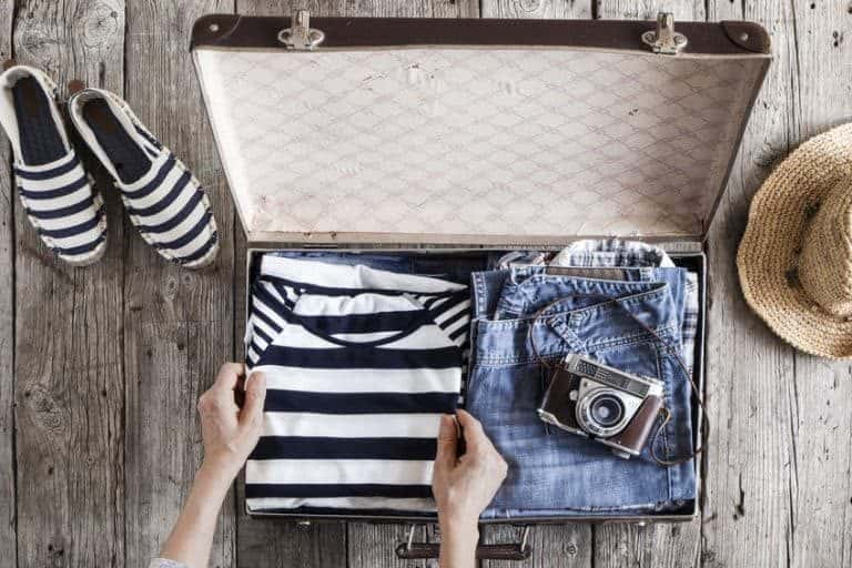 Es importante poseer una maleta ante cualquier emergencia