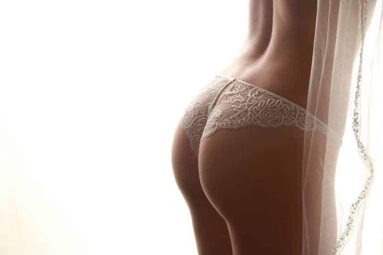 Lencería femenina atractiva