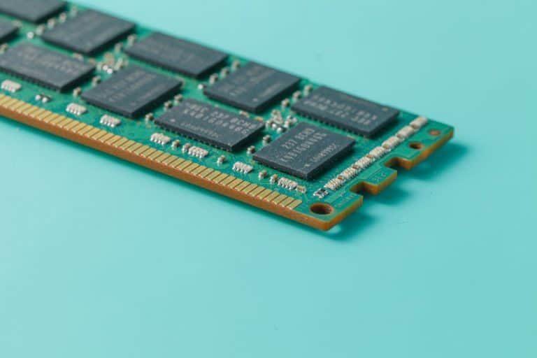la RAM recibe una orden del procesador hasta el momento en que esta se ejecuta.