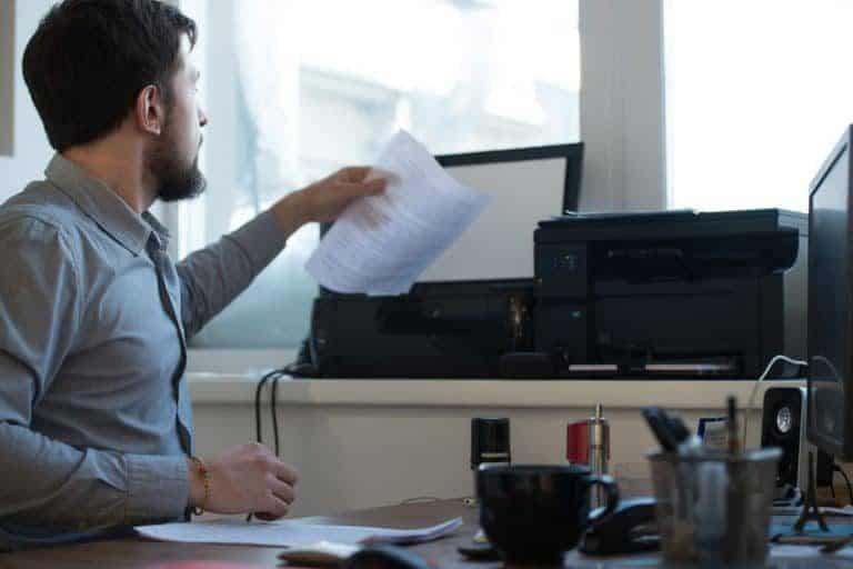 Imprescindible poseer un scanner en oficina