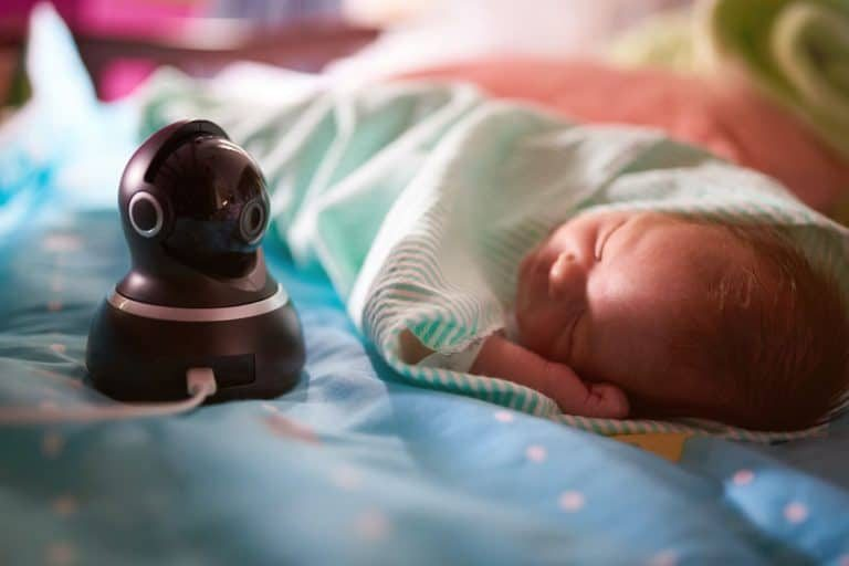 Babyfoons zijn ontzettend handig, vooral in de grotere woningen.