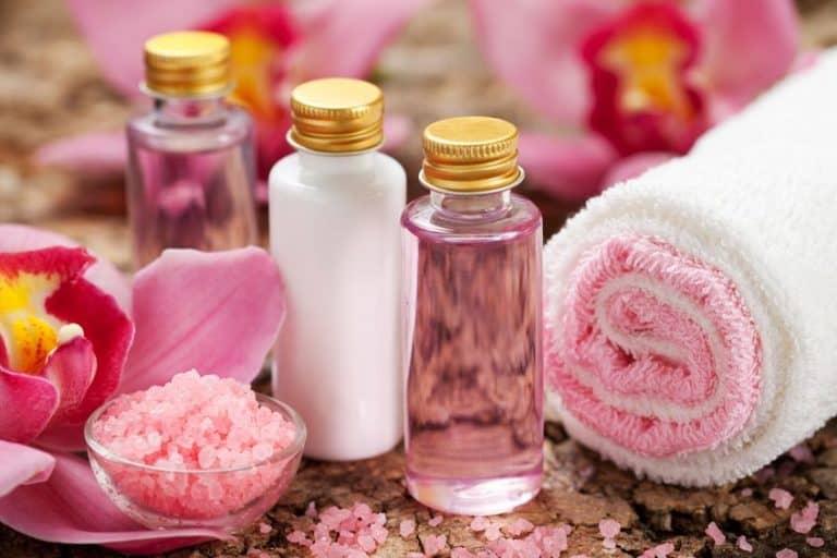 shampoo rosa