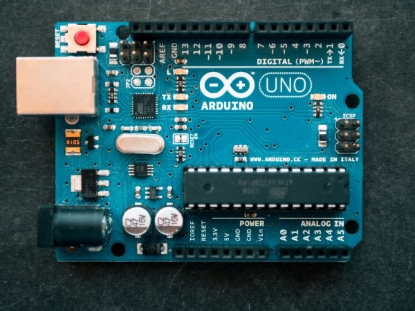 arduino programing board