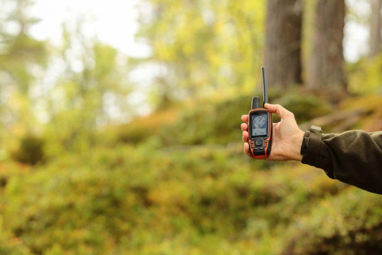 GPS tracker hound