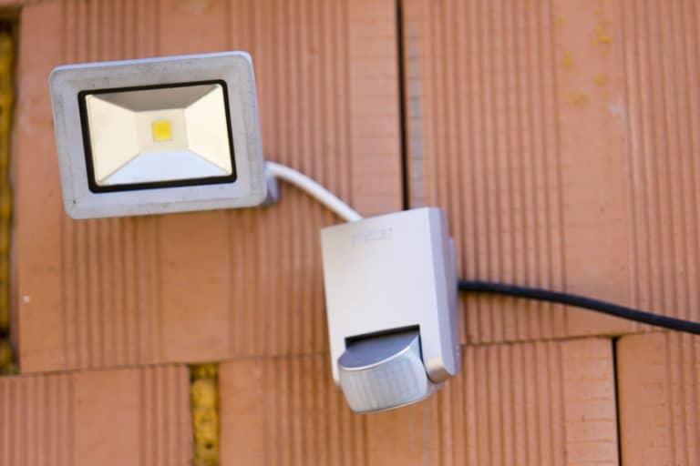 light movement detector