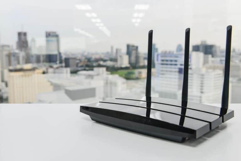 hoge snelheid router