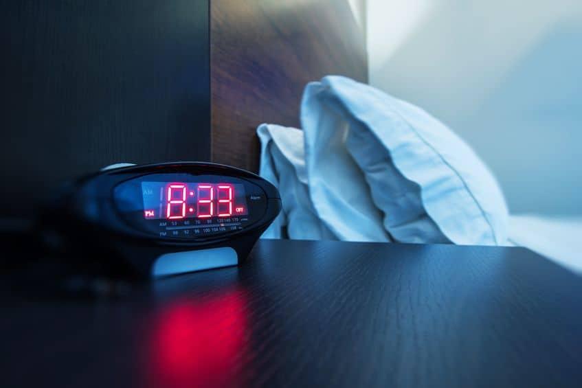 Digitale wekker