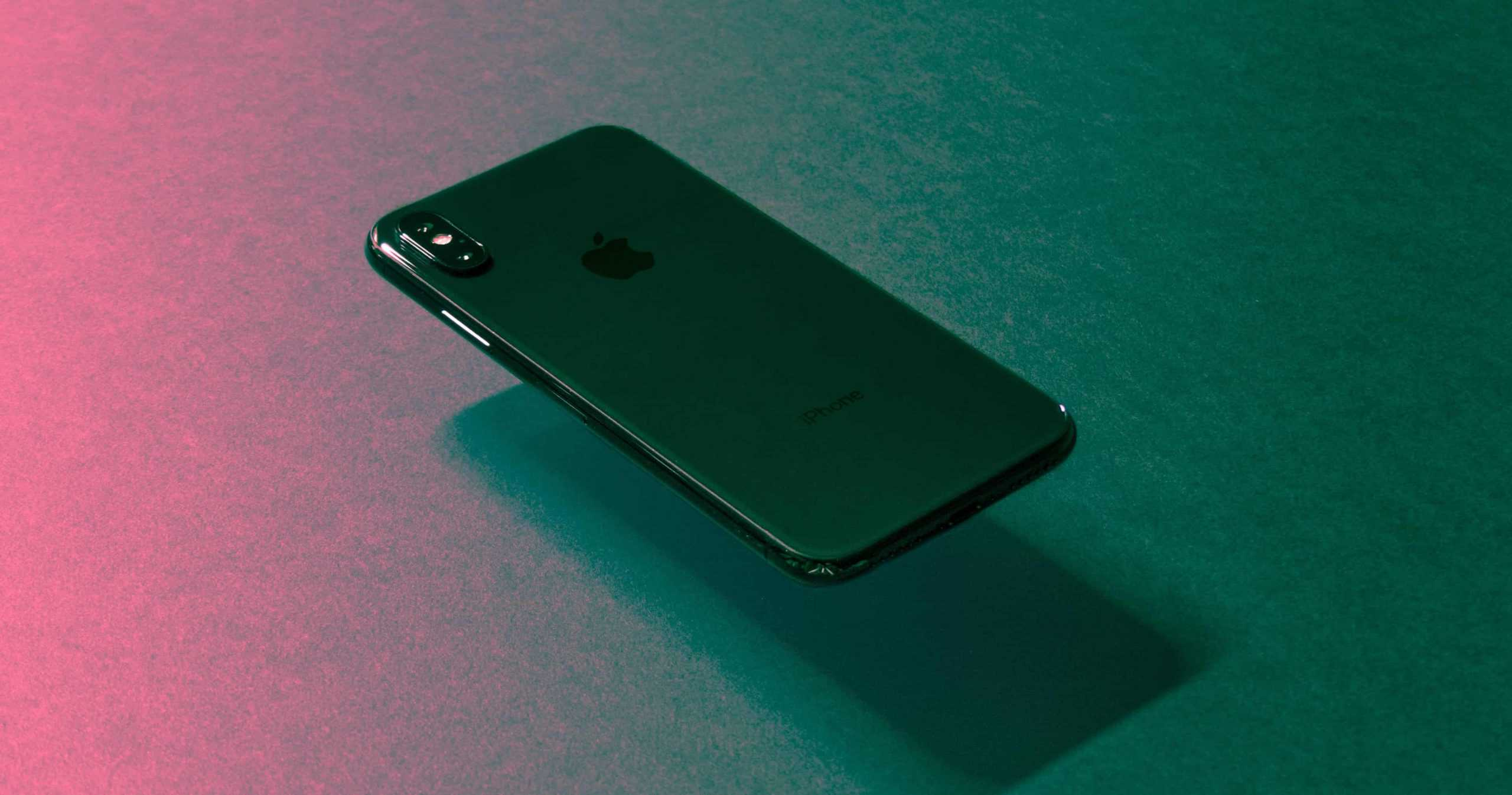 iphone modellering