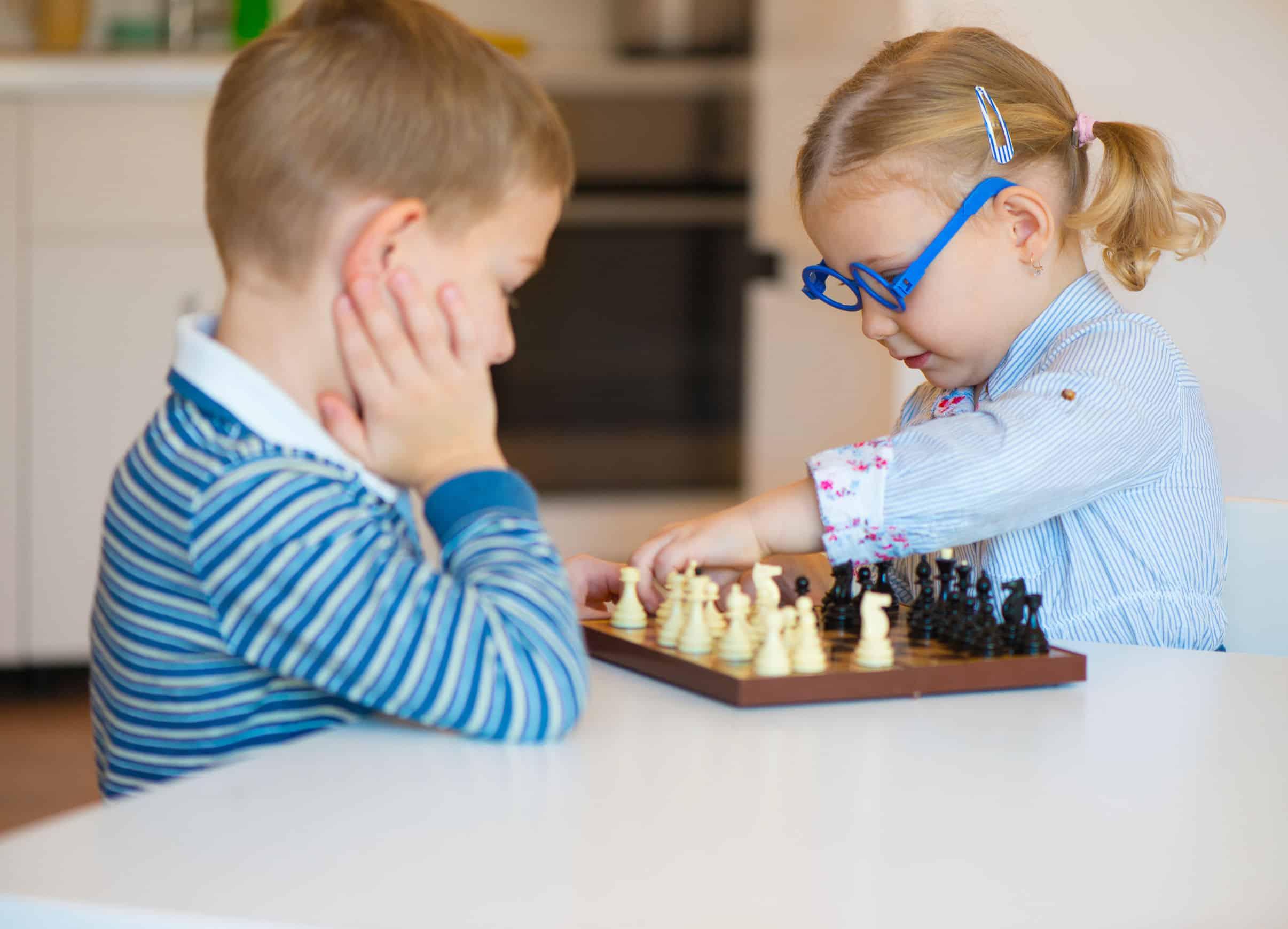 Spelletjes voor twee spelers