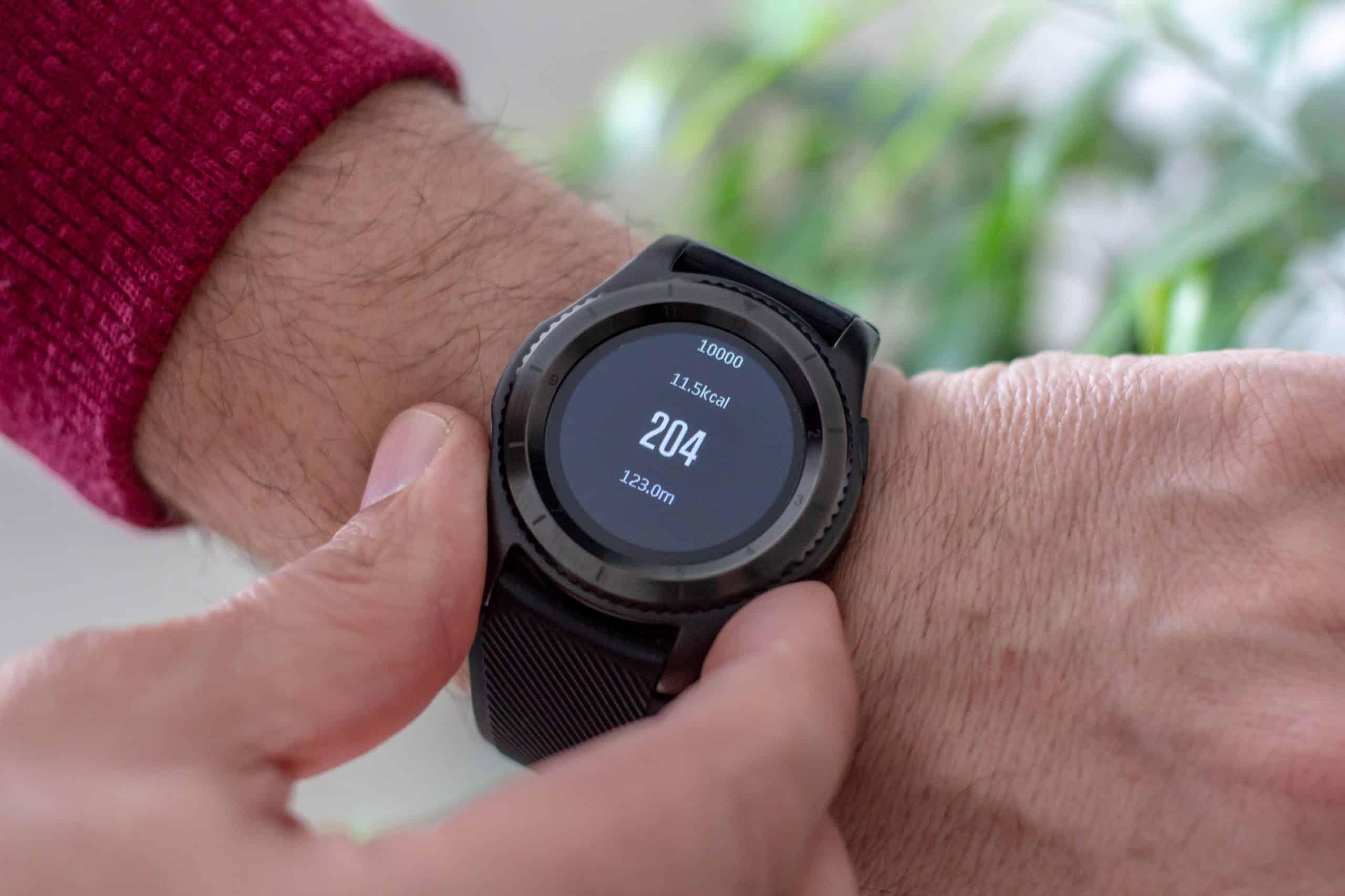 programmaando smartwatch