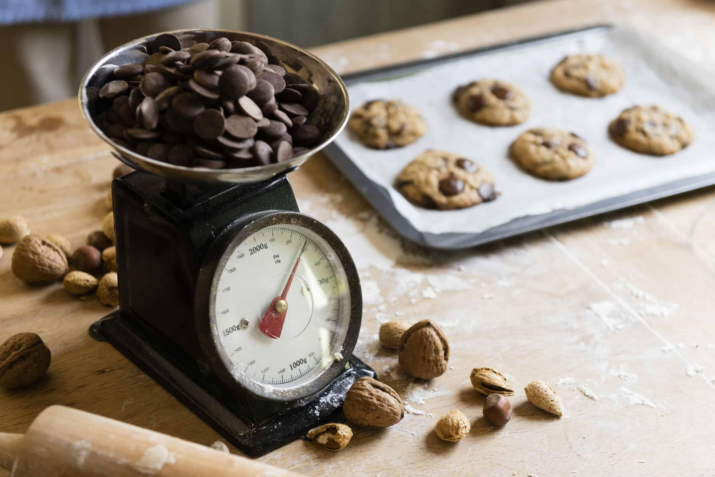 cookie schaal