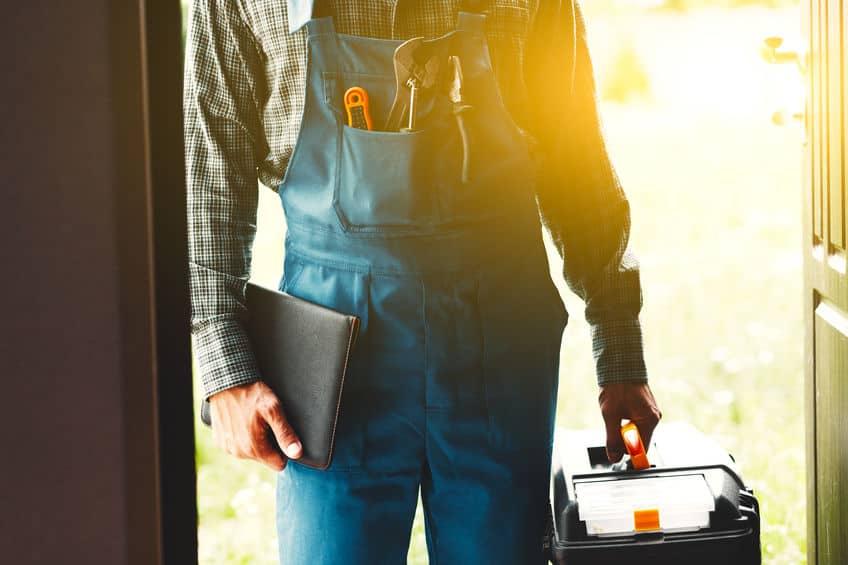 arbeider, dienstbode, loodgieter of elektrisch