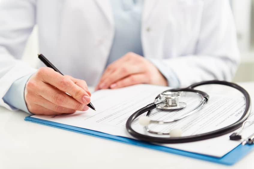arts recept schrijven