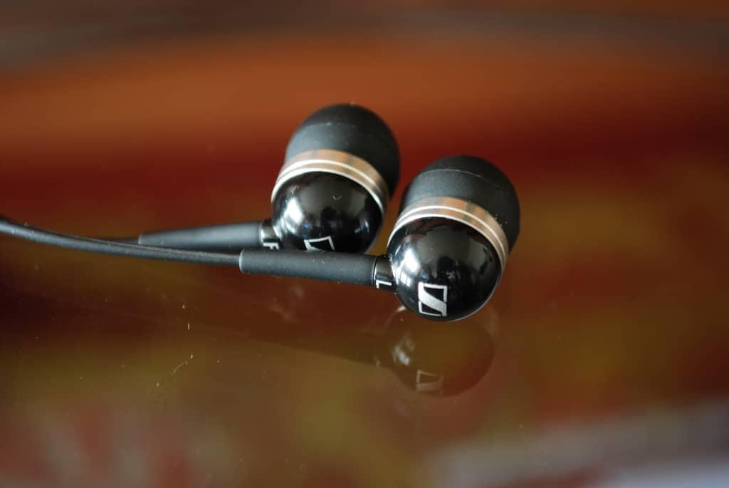 hoogwaardige in-ear koptelefoon