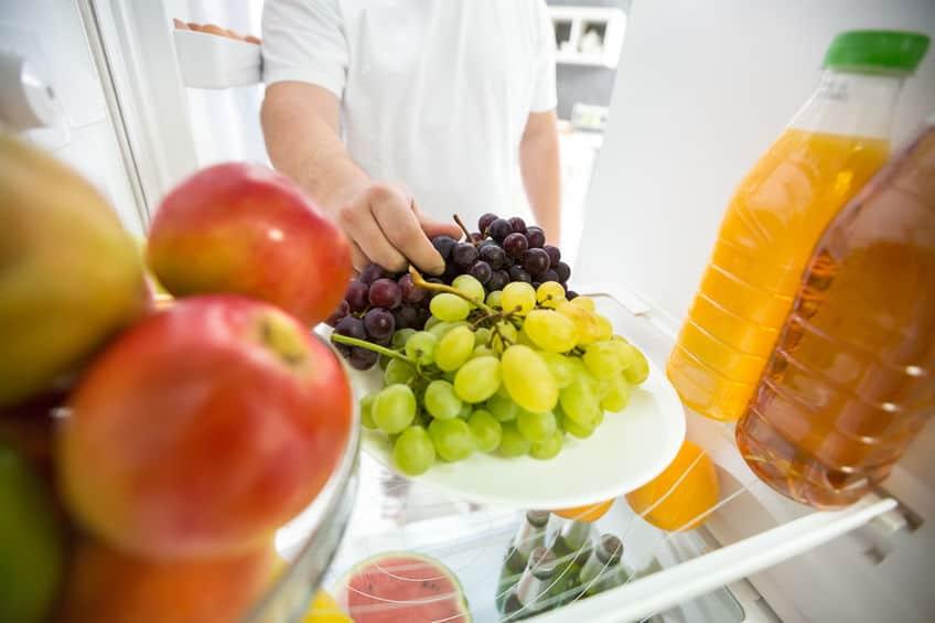 Fruit in de koelkast ideaal voor dieet