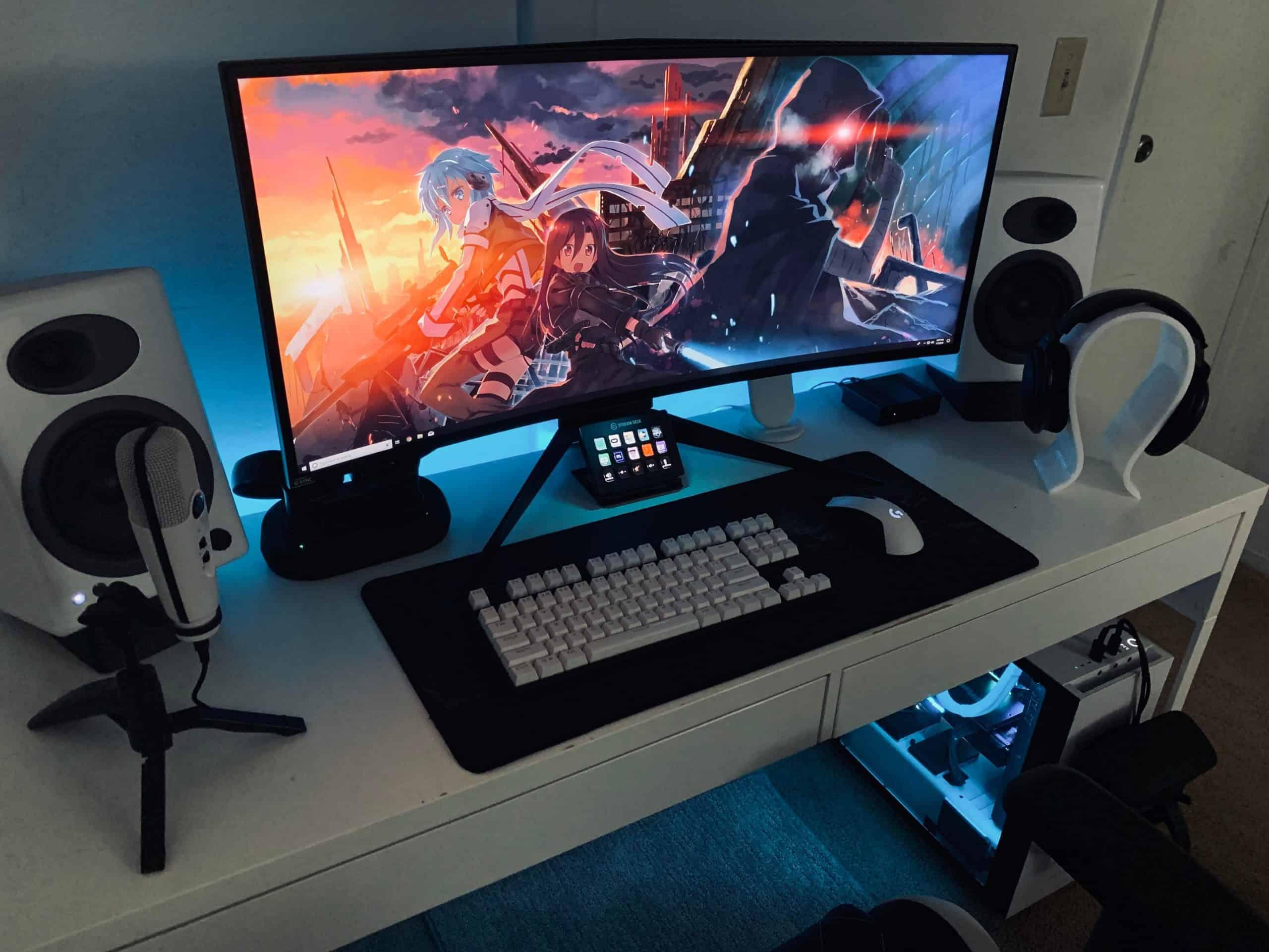 gamer station