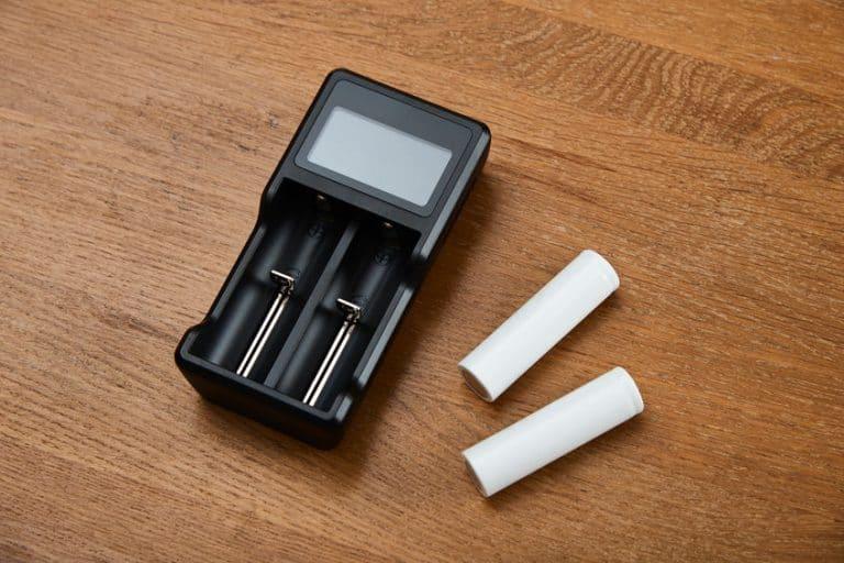 batterijen opladen