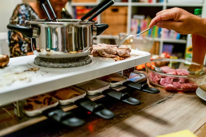 raclette keuken