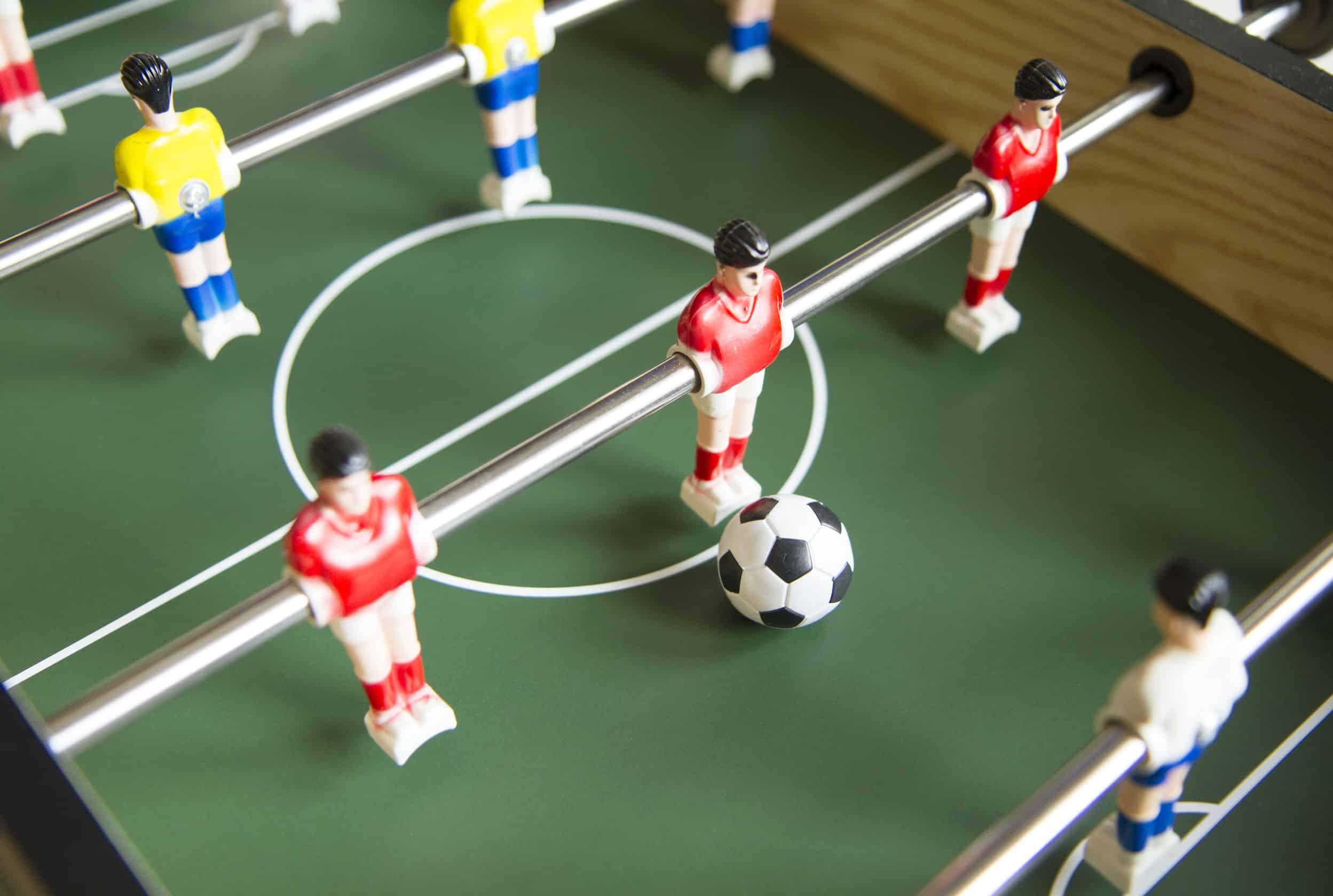 voetbal stukken