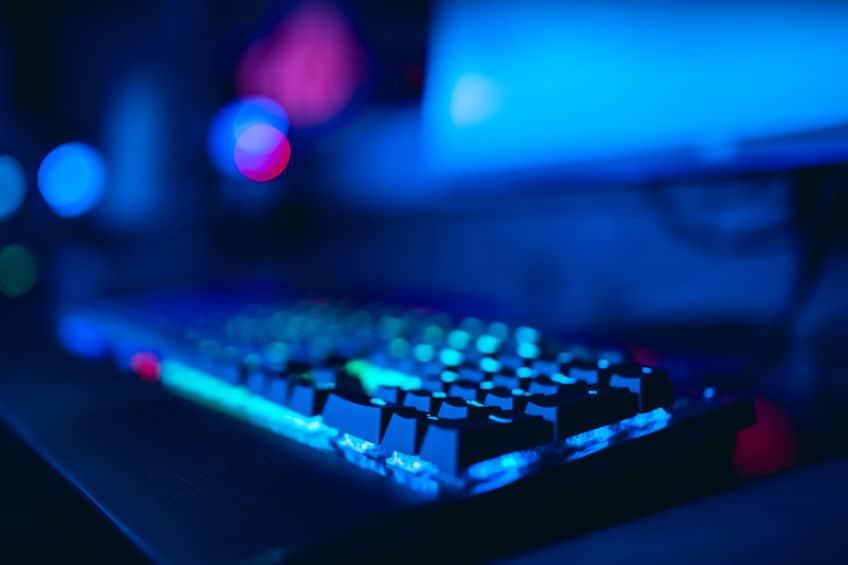 gamer membraan toetsenbord