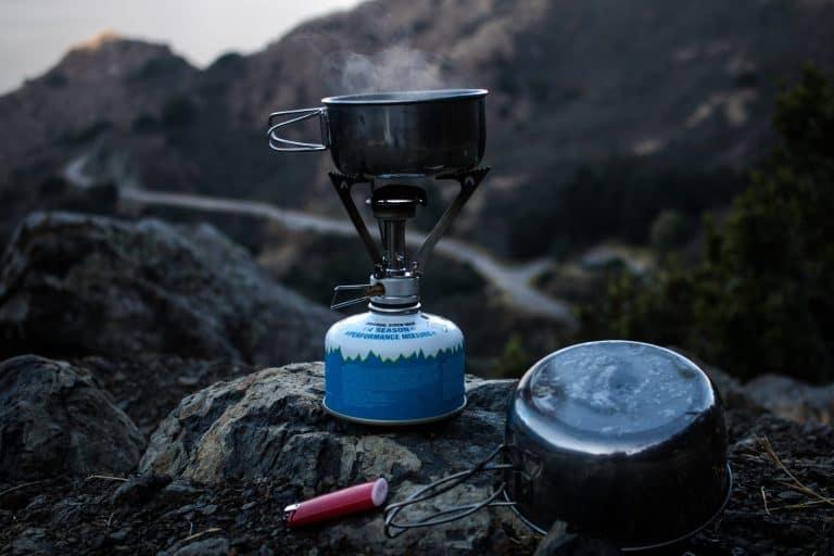 camping keuken