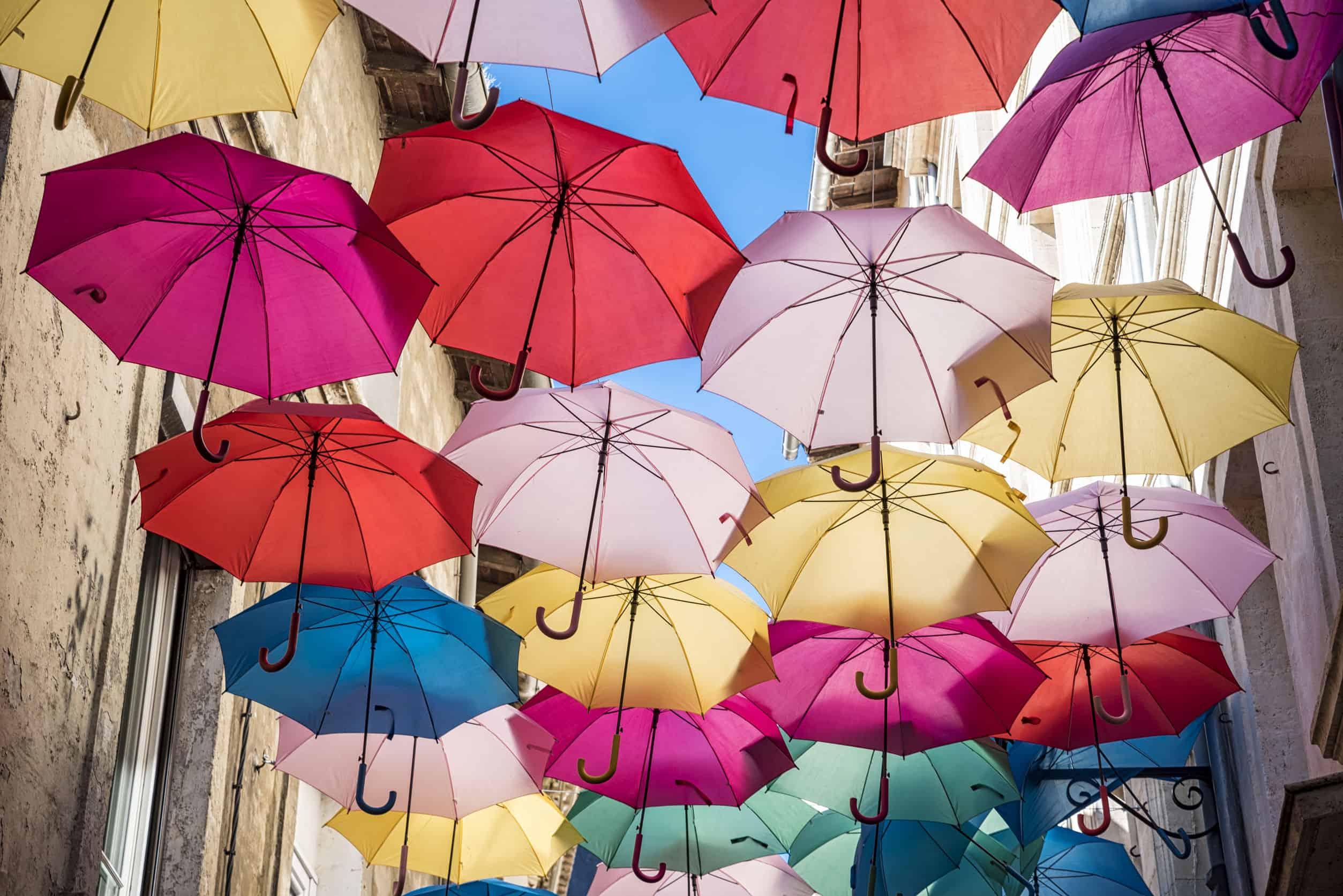 paraplu dak