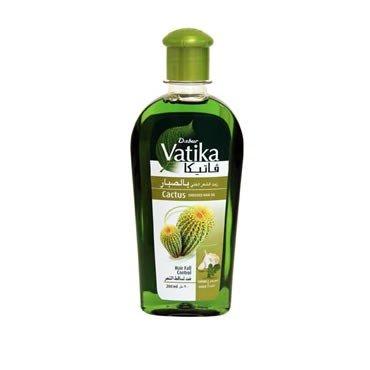 Dabur Vatika Naturals Cactus Verrijkte Haarolie (Anti Haaruitval) 200ml