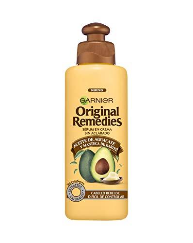 Garnier Originele Remedies haarolie zonder afspoeling Avokado en Karite - 200 ml