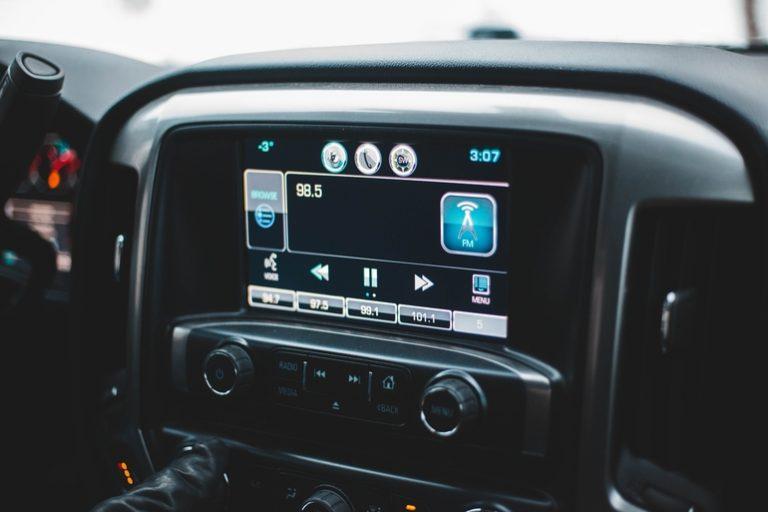 bluetooth Autoradio-1