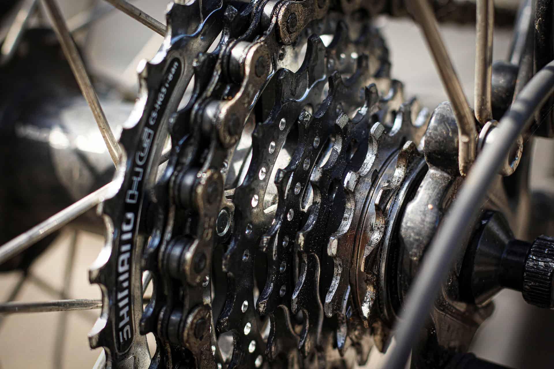 Silkonsprays für Fahrradketten