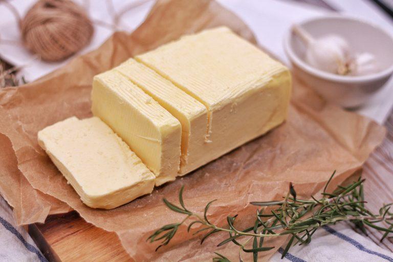 Imagem de uma manteiga.