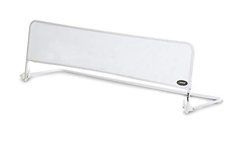 Jané inklapbaar bedhekje, wit, lengte 110 cm