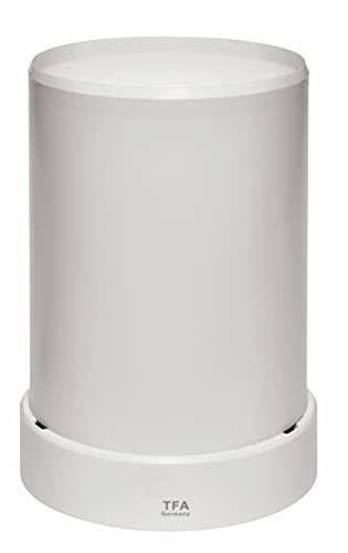 TFA Dostmann Weatherhub draadloze regenmeter, 30.3306.02, bewaking via de smartphone
