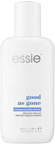 Essie zuiverende nagellakverwijderaar Good as gone, reiniging en bleken, 125 ml