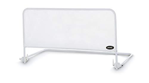 Jané inklapbaar bedhekje, wit, lengte 90 cm