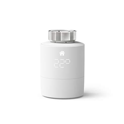 tado° Slimme Radiatorknop – Additioneel voor aansturing per kamer, intelligente verwarmingsaansturing, eenvoudige doe-het-zelf installatie